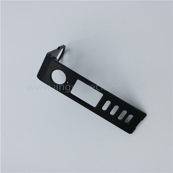 metal stamping parts with black coating