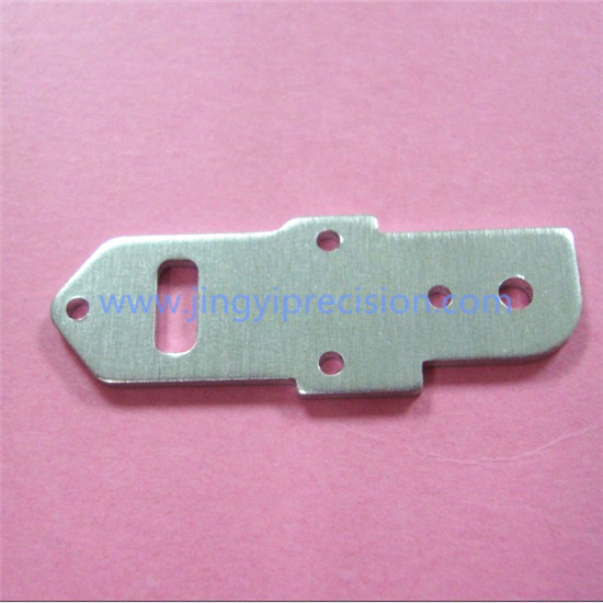 sheet metal stamping flat spacer burr free