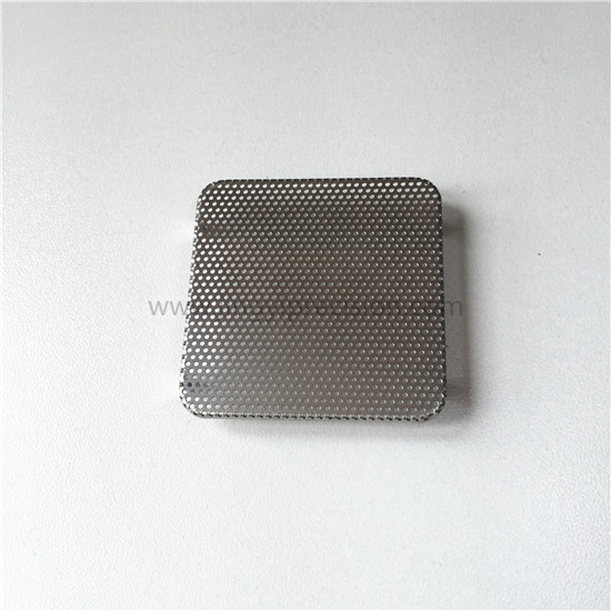 stainless steel mesh with black coating-2