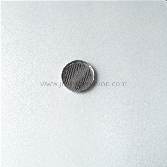 earphone metal mesh
