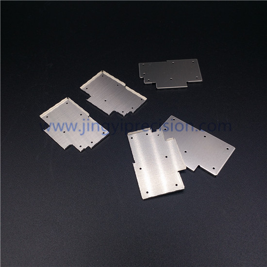 sheet metal stamping metal shielding cover