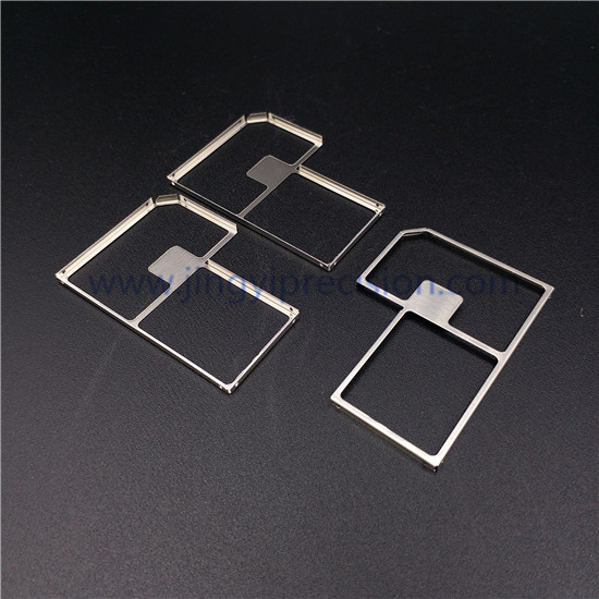precision metal board level shielding