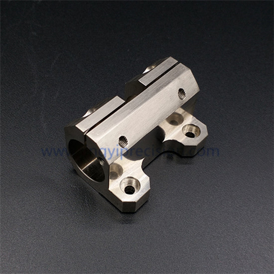 Aluminum alloy Lock Machining with nickel plating