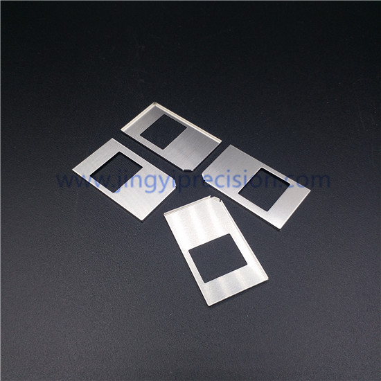 Tinplate rf shielding